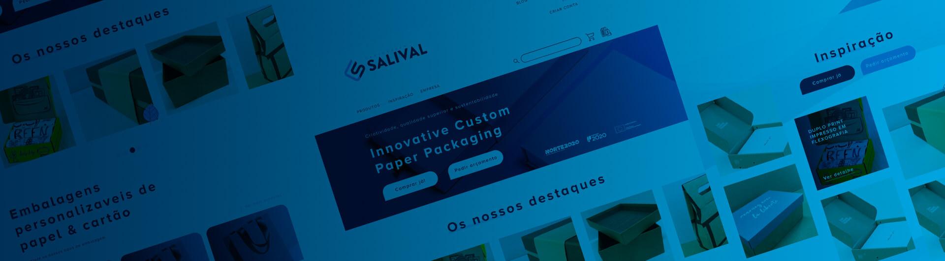 Bem-vindo ao novo website